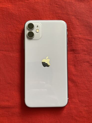 iphone 7 plus цена бу в Кыргызстан: Б/У IPhone 11 128 ГБ Розовый