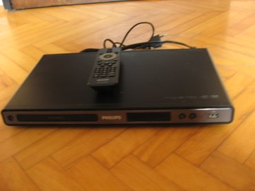Dvd-player philips dvp3520/12. Ispravan. Reprodukuje:  - Loznica
