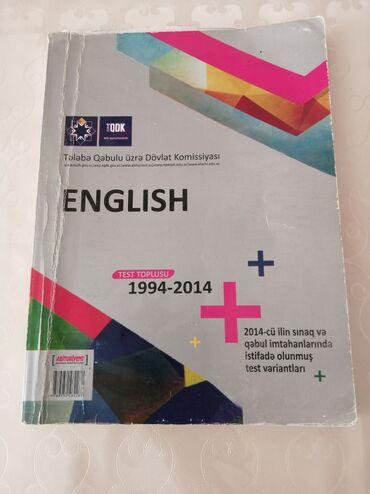 azerbaycan dili test toplusu pdf в Азербайджан: İngilis dili test toplusu satılır. Islenmeyib