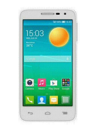 Menjam alcatel one touch pop d5 beli, 5038x  komplet: - Batajnica