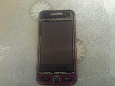 SALAM mənə bu telefonun zabcastı lazlmdır Samsung model GT-S5230 - Bakı