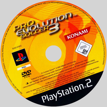 PS2 & PS1 (Sony PlayStation 2 & 1) Azərbaycanda: ProEvolutionSoccer 3.Ps2 üçün.Yenidir.Sayı çoxdur