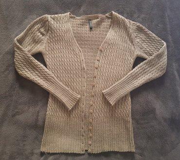 Ramena-sirina-cm - Srbija: Dzemper, krem boja, novo. Duzina 58 cm, sirina ramena 36 cm, velicina