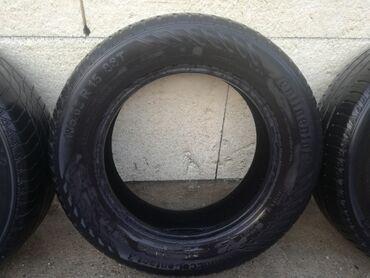Komplet-Continenatal gume185/65 R15 88TKomplet 4 letnje gume 50€