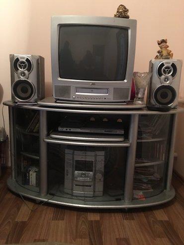 Продаю подставку под телевизор и музыкальный центр. телевизор. в Лебединовка