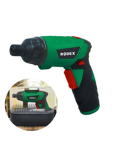 Отвертка аккумуляторнаяПроизводитель: RODEXМодель: RDX308Состояние