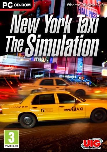 New York TAXI Simulator igra za pc (racunar i lap-top)   ukoliko - Boljevac