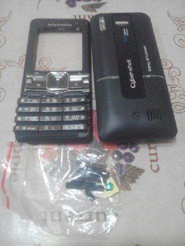 Sony Ericsson Azərbaycanda: Salam şəkildə olan soni erikson k770i korpusu orjinal