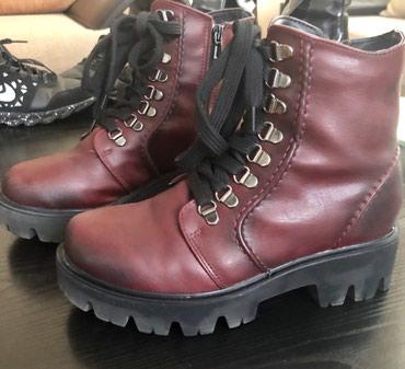 Bakı şəhərində ,ботинки, в отличном состоянии, размер 37, цена 25-30 азн