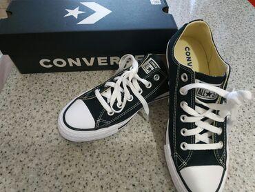Женская обувь - Кыргызстан: Продаю новые конверсы 38 размер, отличного качества. Прислали с США