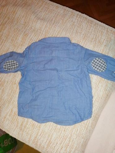 Kosuljica za decaka,kupljena u h&m,obucena jednom samo,vel 74 - Nis - slika 3