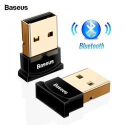 Dok-stansiya Azərbaycanda: Baseus USB Bluetooth adaptörü Dongle bilgisayar PC için PS4 fare Aux