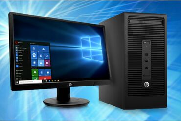 24 105 - Masallı: HP business desktop, 1 tb hhd, 8ram(max 64 gb mümkündür) heç bir