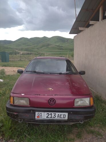 Транспорт - Раздольное: Volkswagen Passat 1.8 л. 1989