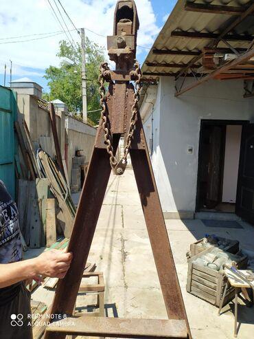 Прицепы - Кыргызстан: Жёсткая сцепка большой грузоподьемностью Уже проверенная Под джип