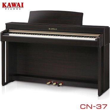 Фортепиано цифровое: Kawai CN37 является достойным преемником