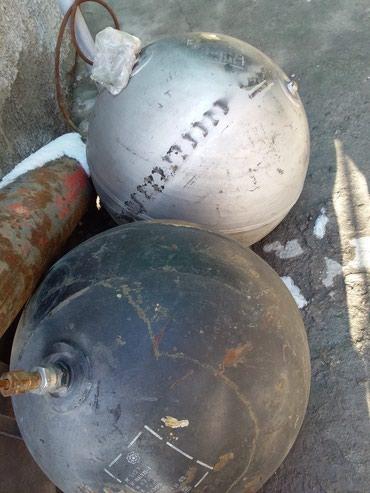 Газовые шары ёмкость 43 куба для авто в Бишкек