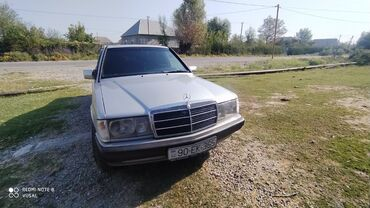 49 elan | NƏQLIYYAT: Mercedes-Benz 190 1.8 l. 1992 | 405000 km