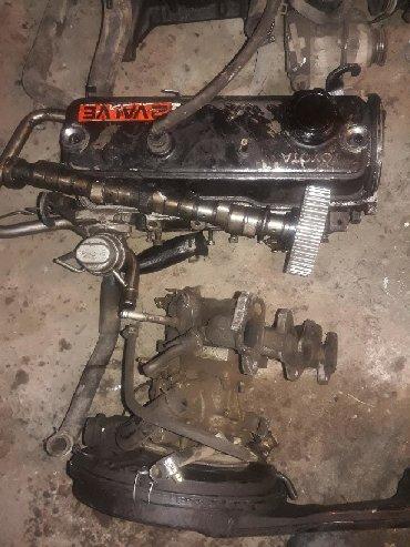 Автозапчасти - Новопавловка: Мотор на тойота 1.3 1.6 1.8диз есть все запчасти