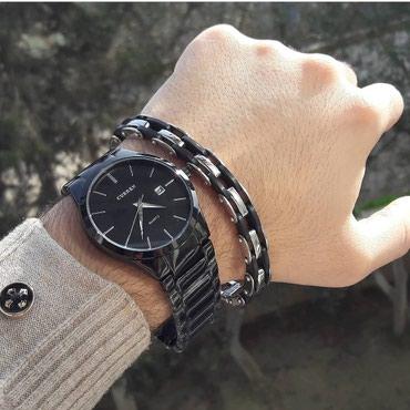 Bakı şəhərində Kişi Qol saatı