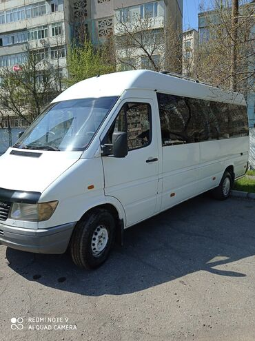 Mercedes-Benz Sprinter 2.9 л. 1999 | 200000 км