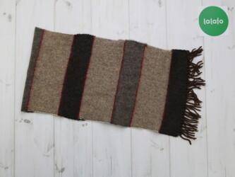 Теплый шарф   Размер: 99/111 см- длина, 26 см - ширина Состояние хорош