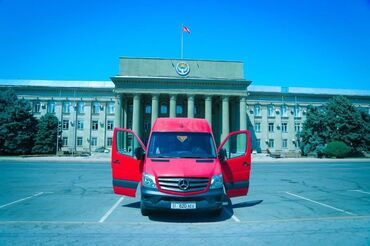 вип бишкек билайн in Кыргызстан | ПОСУТОЧНАЯ АРЕНДА КВАРТИР: Mercedes-Benz Sprinter 2.2 л. 2007