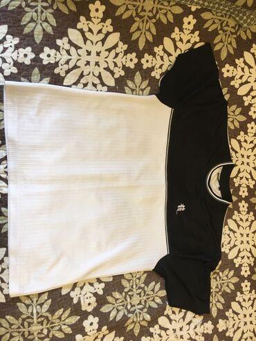 принт на футболку бишкек in Кыргызстан | ТОПЫ И РУБАШКИ: Продаю футболку.  Clockhouse,размер XL