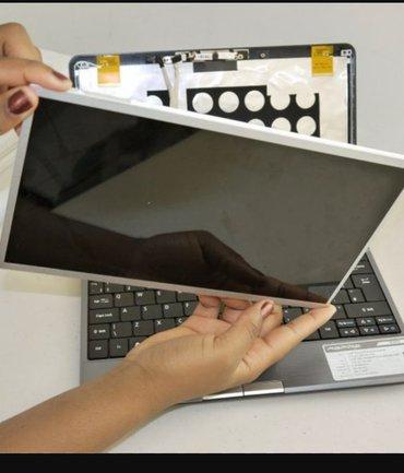 Bakı şəhərində Notbuk LCD ekranlari LED-SlimLED 40/30-40Pin.catdirilma metrolara
