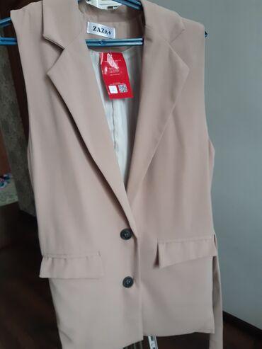 Женская одежда - Кок-Джар: Новая жилетка