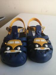 Ostala dečija odeća | Rumenka: Ipanema sandale za dečake Vel 24, bez oštećenja