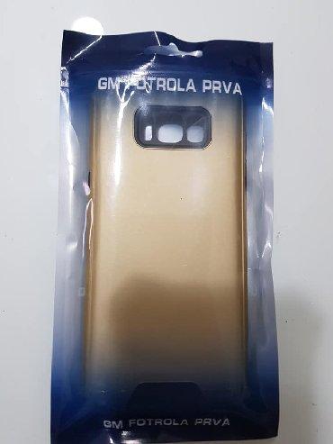Haljinica sifra - Srbija: Samsung s8 plus futrola sifra 136 Novo