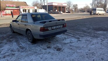 Mercedes-Benz W124 2 л. 1991 | 490000 км