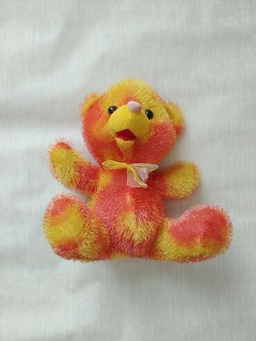 Продаю мягкую игрушку медвежонка. Мягкие игрушки Бишкек6 мкр Заходи в