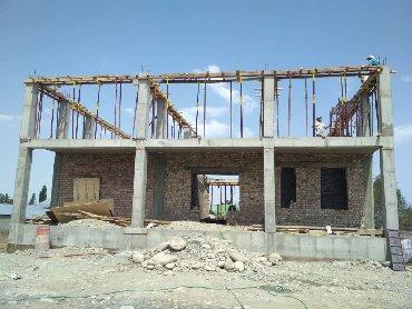 строительная бригада с прорабом в Кыргызстан: Дом на заказ. Строительная фирма.Бригада Строителей Опыт . Крыши любой