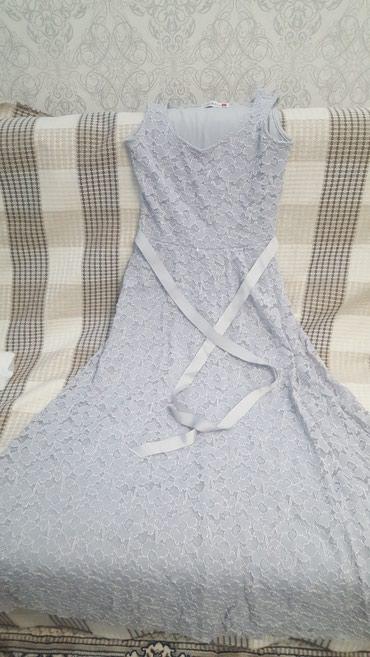 Продаю вечернее кружевное платье в Бишкек