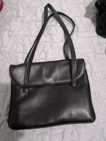 Personalni proizvodi - Zitorađa: Kožna torbica sa kraćim kaiševima