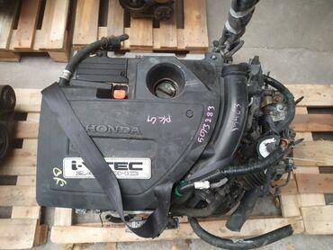Двигатель Хонда / Honda  Объем: -2,4 л -2,0 л -1,7 л -1,3 л