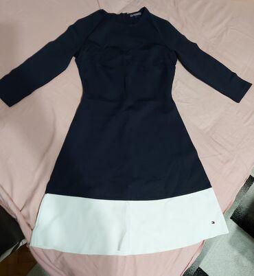 Na prodaju nova haljina. Marke Tommy Hilfiger. Xs velicine, moze i s