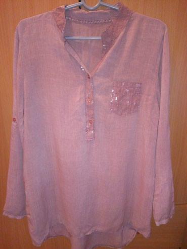 Nova bluza sa etiketom. Vel. XL, moze i za L ko voli da je sira, da - Belgrade