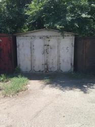 Гараж 3х6м. адрес: логвиненко-ж/д, гск №14. в Бишкек