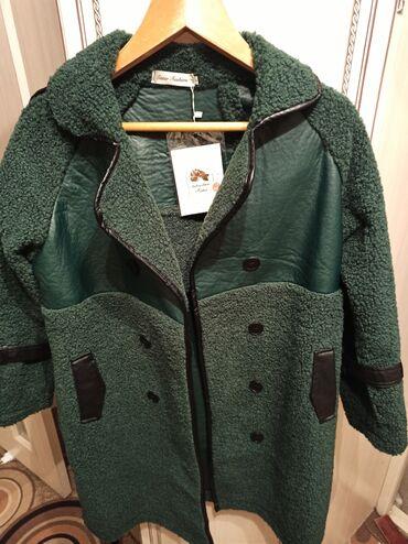 Пальто 46-48 размер. Не использовалось, абсолютно новое – не подошел