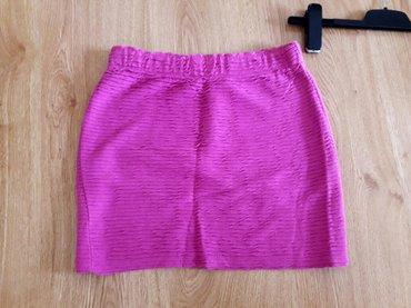 C&A suknja velicina M jednom nosena. - Sremska Mitrovica