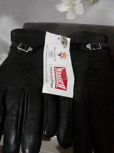 черная длинная футболка мужская в Кыргызстан: Чисто кожаный мужской перчатка Made in USA