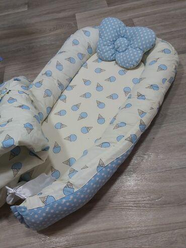 Кокон, одеяло-конверт на выписку (трансформер) и ортопедическая