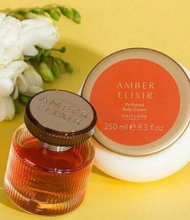 - Azərbaycan: Dest Amber Elixir.Oriflame