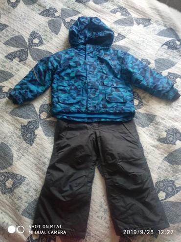 детский костюм для мальчика в Кыргызстан: Лыжный костюм на мальчика на 2-3 года