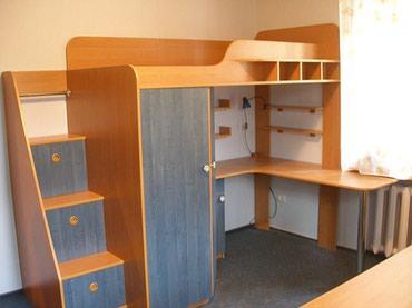Кровать+комод+шкаф+столМебель на заказ,изготовление мебели,корпусная