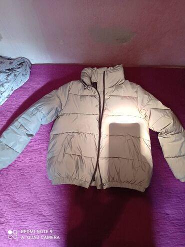 Совсем новая модная светоотражающаяся курткабрала за 3000р в Москве