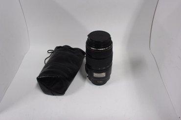 Canon EF 75-300mm f/4-5.6 IS Ultrasonic objektiv u odličnom stanju. - Obrenovac